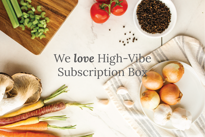 We LOVE High-Vibe Bone Broth Subscription