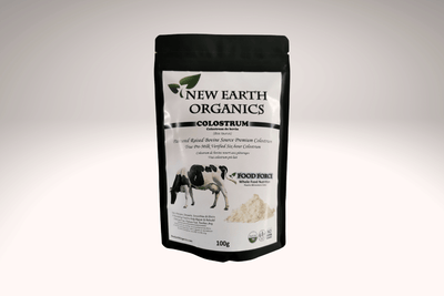 Pasture Raised Colostrum