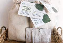 Freeze Dried Spirulina