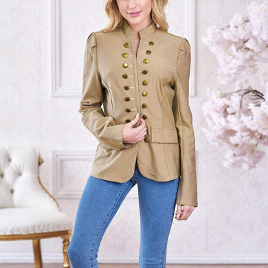 Casual Long Sleeve Blazer