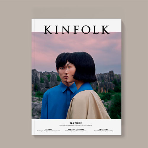 <transcy>KINFOLK / Nature</transcy>