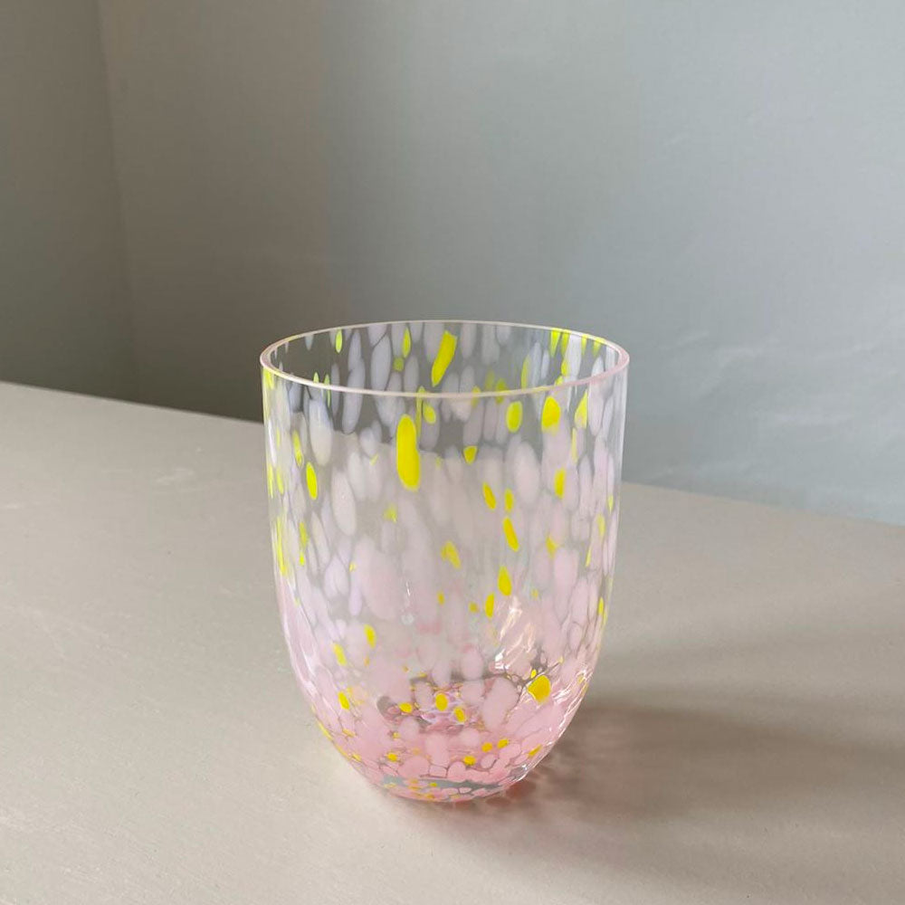 Fabrek Glass / Rosa - Yellow