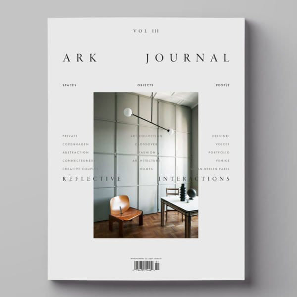<transcy>Ark Journal / Vol. III</transcy>