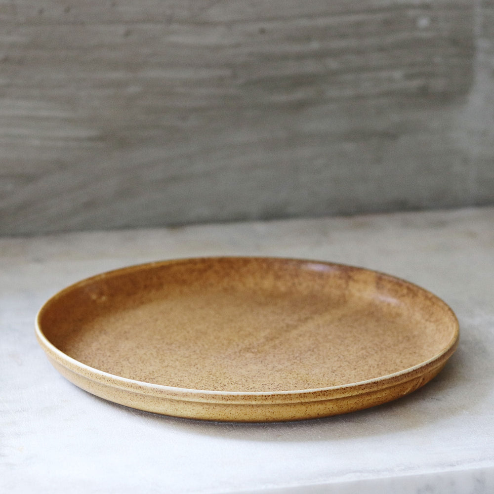 TOTO Plate / Beige