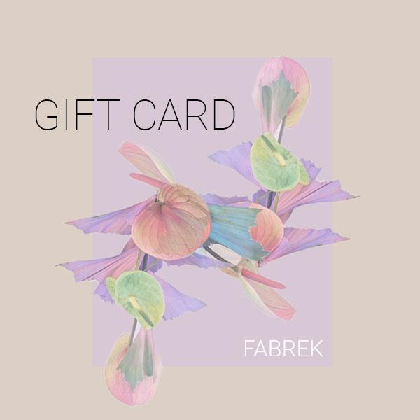 GIFT CARD / 250,-