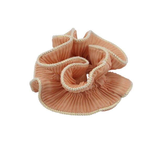 <transcy>Scrunchie / Peach</transcy>