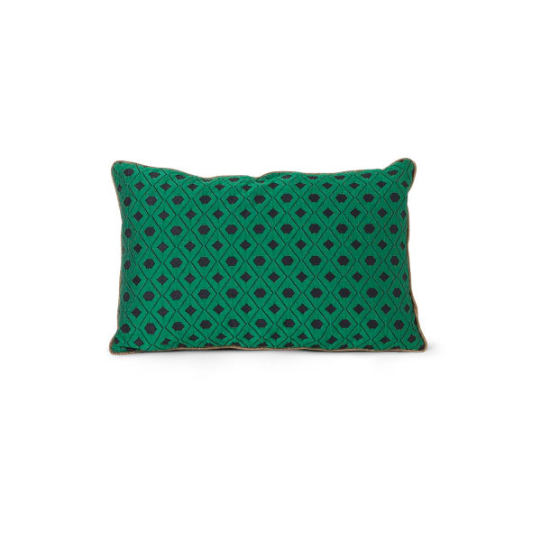 <transcy>Cushion / Green</transcy>