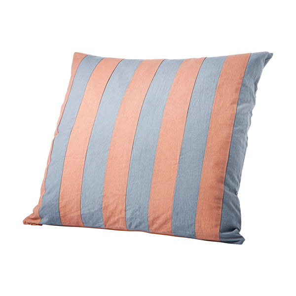 Habiba / Cushion Case / Blue stripe