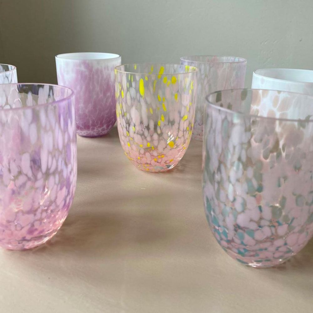 <transcy>Fabrek Glass / Pink - Purple</transcy>