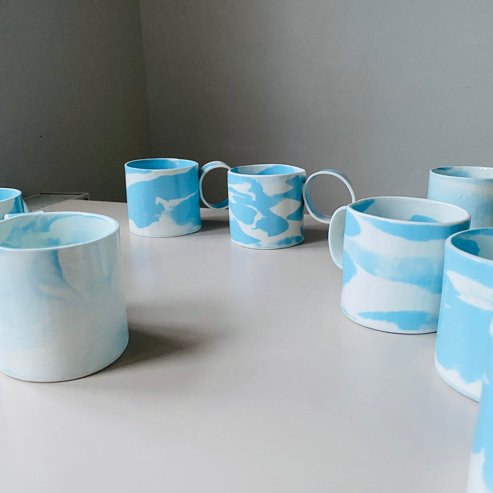 MUG / Sky - light blue