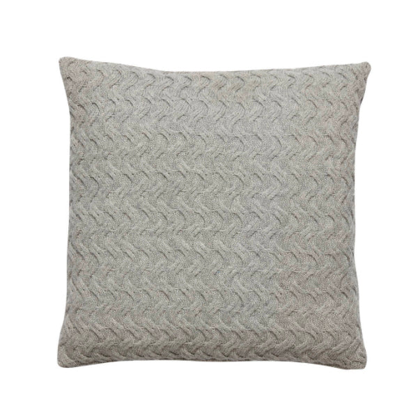 <transcy>Pillow / Gray lambswool</transcy>