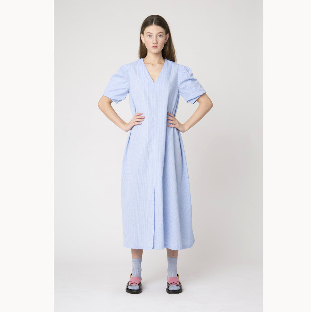 Umani Dress / Light blue