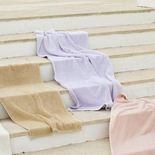Lilac Towel / set of 2 - Medium