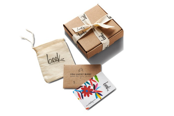 $350 PHYSICAL GIFT CARD - beek by two birds