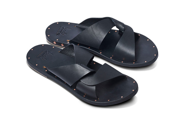 featured image PIGEON sandal - Black/Black - angle view noscript image