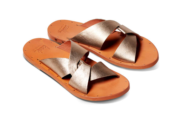 featured image PIGEON sandal - Bronze/Tan - angle view noscript image