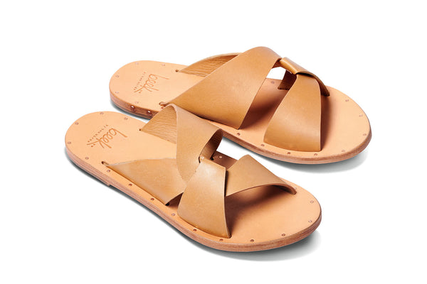 featured image PIGEON sandal - Honey/Honey - angle view noscript image
