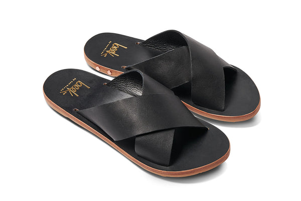 featured image PALILA sandal - Black/Black - angle view noscript image