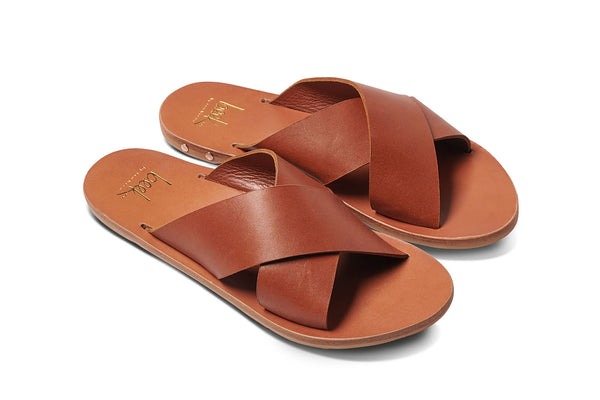 featured image PALILA sandal - Tan/Tan - angle view noscript image