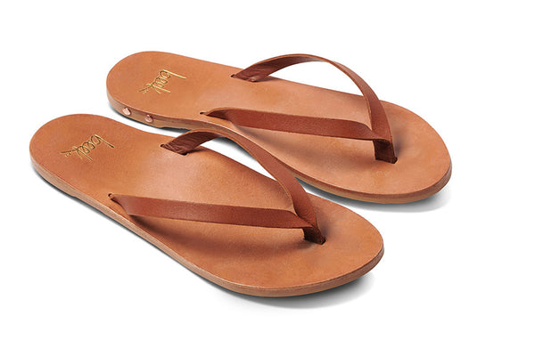 featured image SEABIRD sandal - Tan/Tan - angle view noscript image