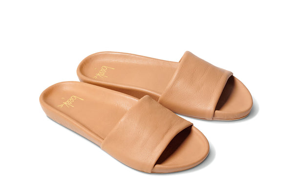 GALLITO sandal - Natural - angle view