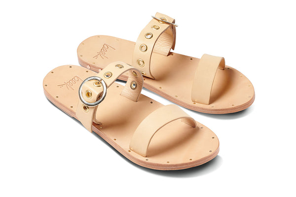 featured image MALEO sandal - Sand/Sand - angle view noscript image