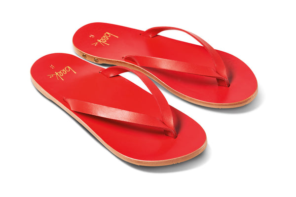 featured image SEABIRD sandal - Red/Red - angle shot noscript image