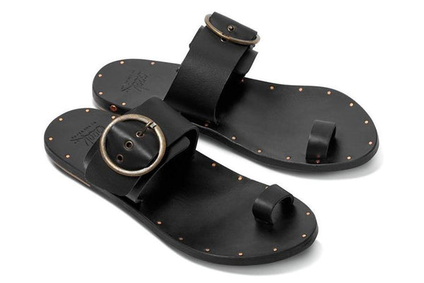 featured image SWIFT sandal - Black/Black - angle view noscript image
