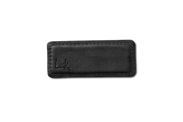 RECTANGLE INSTEP PAD - Black