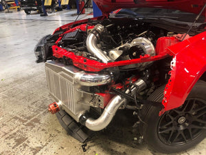 Gen 6 Camaro Race A2A Intercooler - shopG1pro