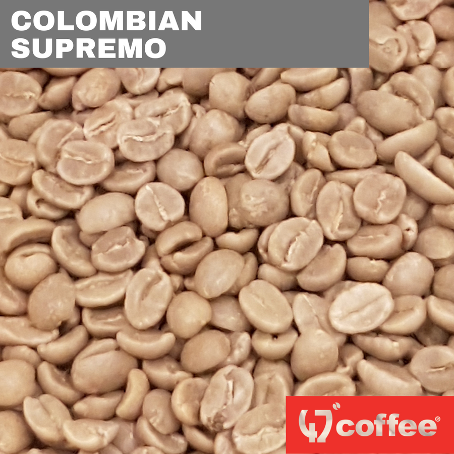 COLOMBIAN - SUPREMO - GREEN BEANS