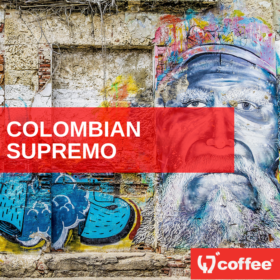 COLOMBIAN - SUPREMO - TRADE
