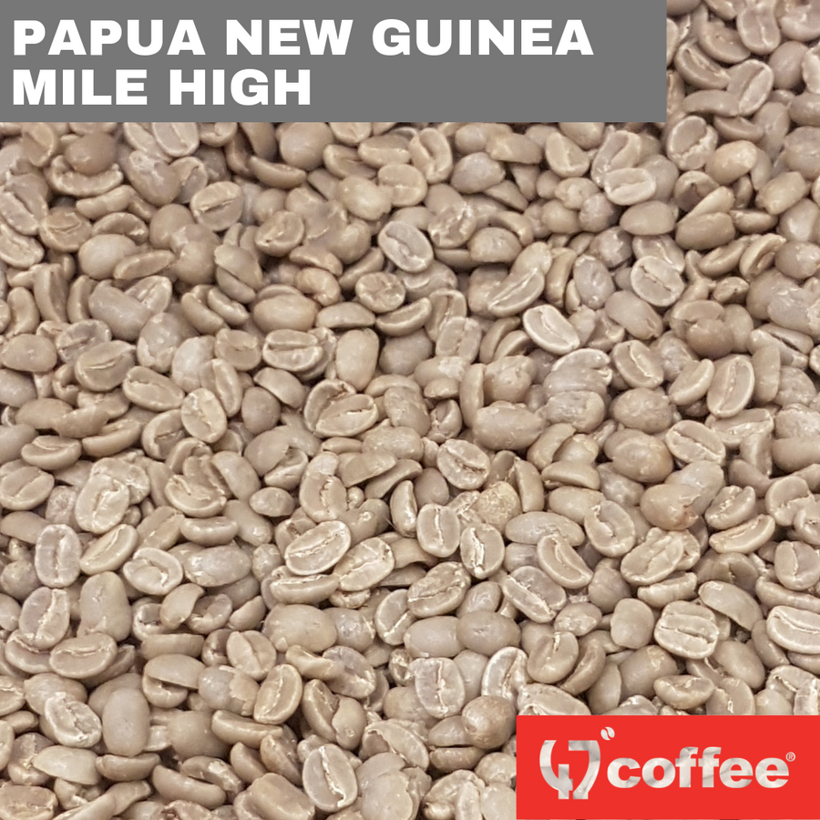 PAPUA NEW GUINEA - MILE HIGH - GREEN BEANS