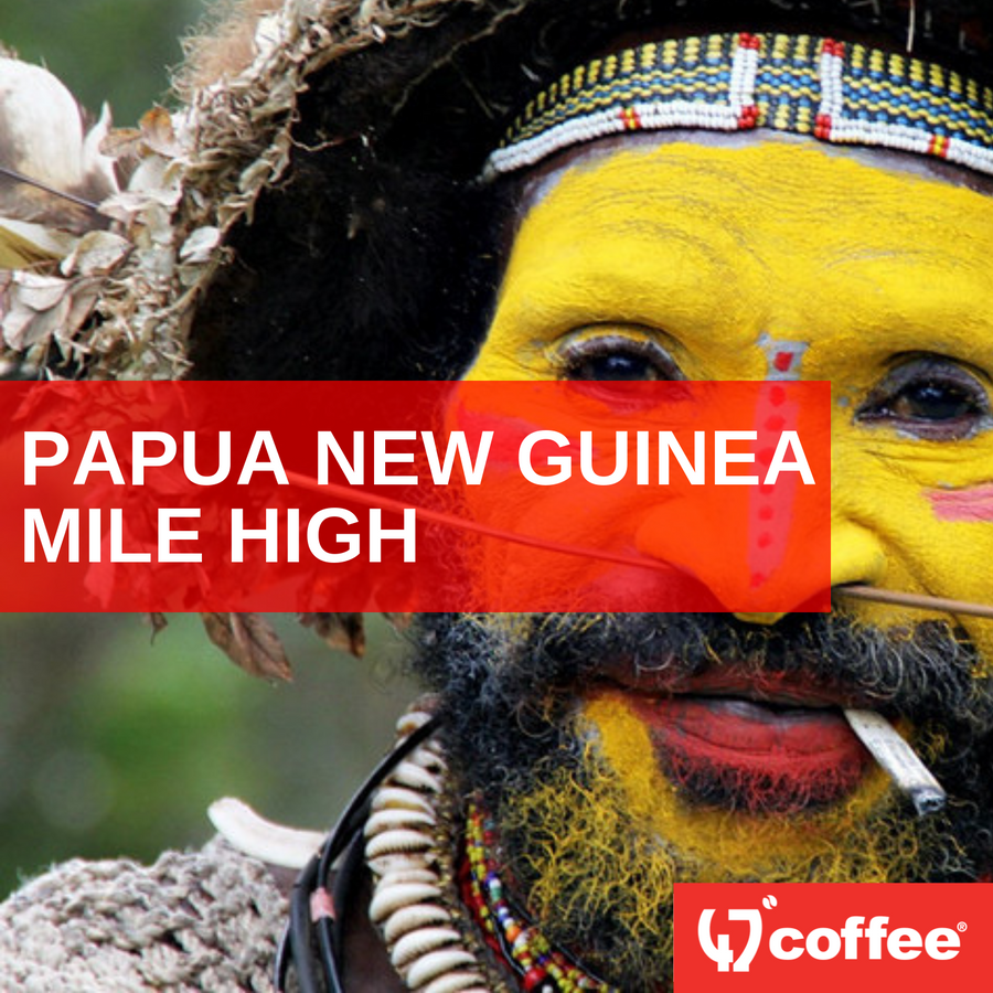 PAPUA NEW GUINEA - MILE HIGH