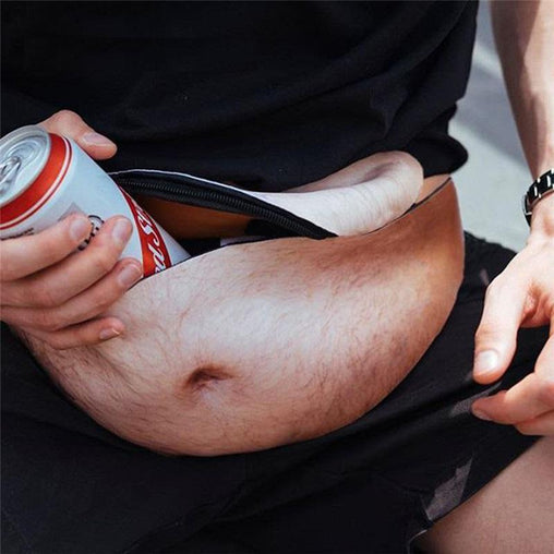 Funny Beer Belly Pocket Waist Case  @ 50% OFF (THIS WEEK ONLY) - thesantagifts