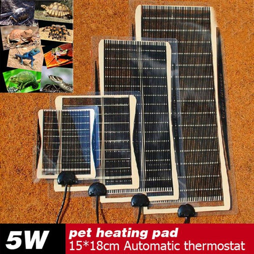 Reptile Heating Mat Pad