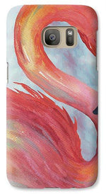 Tropical Flamingo IPhone Case - The Santa Gifts