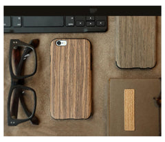 iPhone Wooden Case