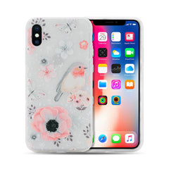 Kitty Face Slim  IPhone X Cover