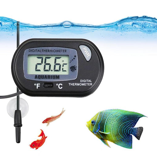 Fish Tank Digital Thermometer - thesantagifts