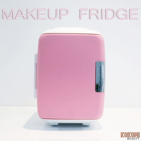 Mini Makeup Fridge