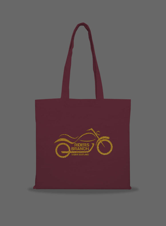 Riders Branch Cotton Shopper
