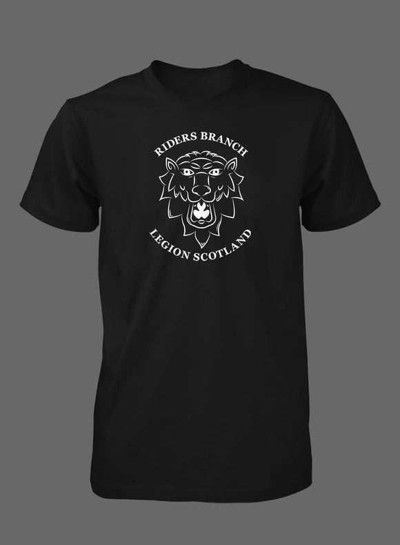Black Lion's Head T-Shirt