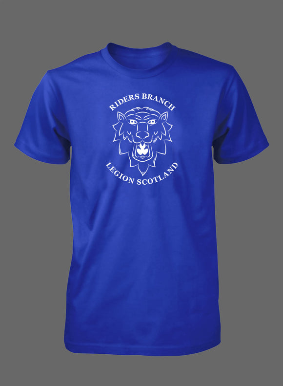 Royal Lion's Head T-Shirt