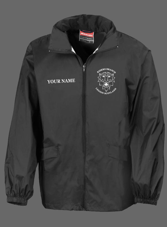 Personalised Windcheater Jacket