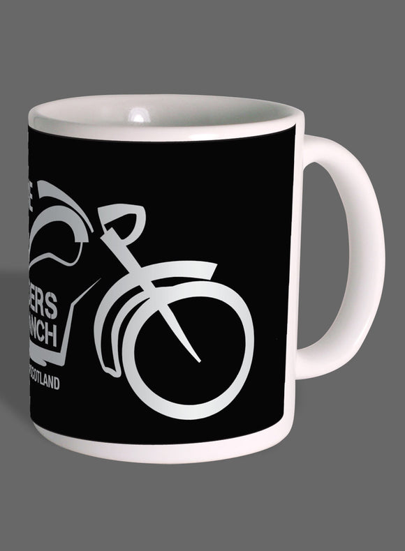 Riders Branch Ceramic Mug - Right