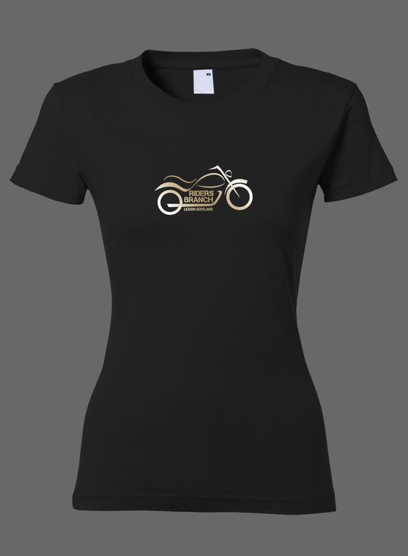 Riders Branch Ladies Fitted T-Shirt