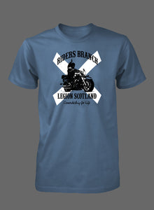 Riders Saltire T-Shirt