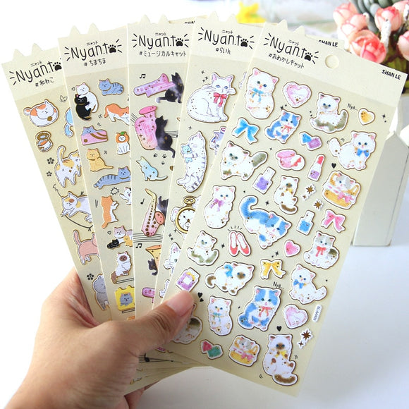 1pcs Stationery Stickers