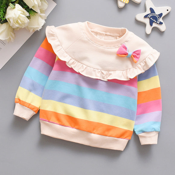 Sweatshirt Rainbow